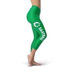 Leggings long - SAATBAU - Soja