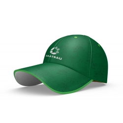 Baseball cap - SAATBAU with soja motive