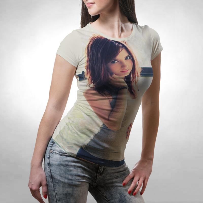2d3e0236d9e6 Celoplošne potlačené tričká s vlastným motívom